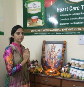 Dhanvantri & First National Ayurveda Day