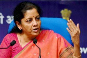 Nirmala Sitharaman's Briefings