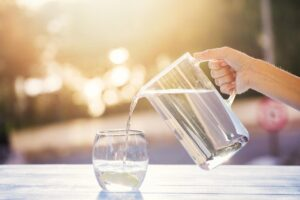 Correct Way of Drinking Water